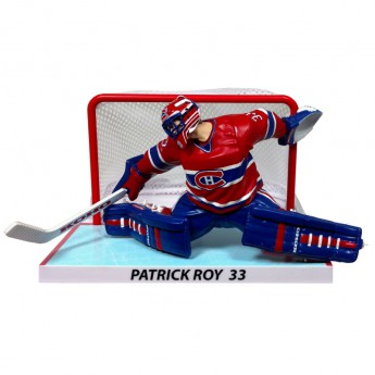 Montreal Canadiens figurka Patrick Roy #33 Imports Dragon Player Replica