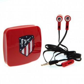Atletico Madrid sluchátka Earphones