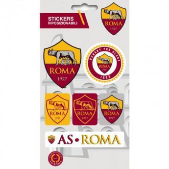 AS Roma samolepky Sticker Set