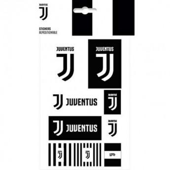 Juventus Turín samolepky Sticker Set