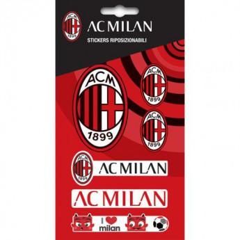 AC Milan samolepky Sticker Set
