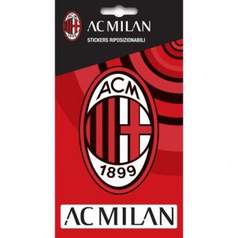 AC Milan samolepka Crest Sticker