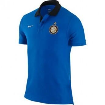 Inter Milan pánské polo tričko blu