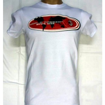 AC Milan pánské tričko bianco