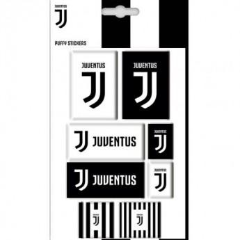 Juventus Turín samolepky Bubble Sticker Set