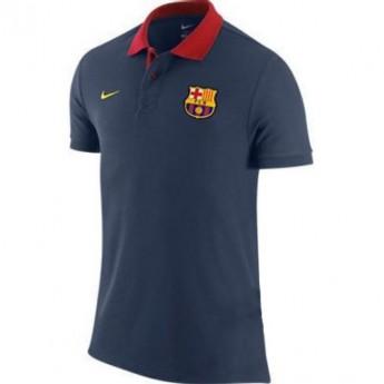 FC Barcelona pánské polo tričko azules dos