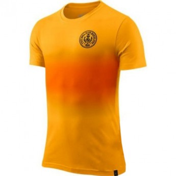 FC Barcelona pánské tričko amarillo uno