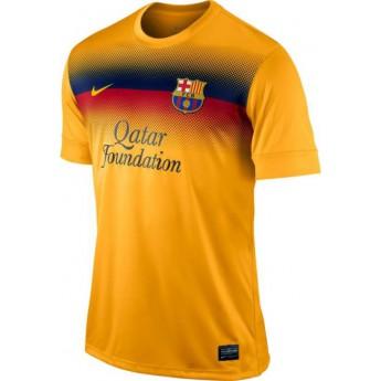 FC Barcelona pánské tričko amarillo