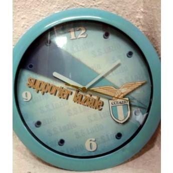 Lazio hodiny na zeď blu