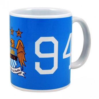 Manchester City malý hrnek collegiate