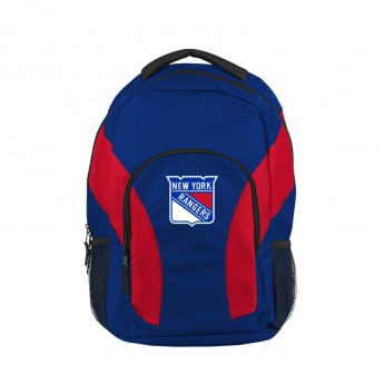 New York Rangers batoh na záda Draft Day