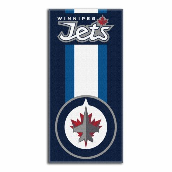Winnipeg Jets plážová osuška Northwest Zone Read