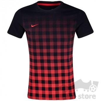 Manchester United pánské tričko redblack