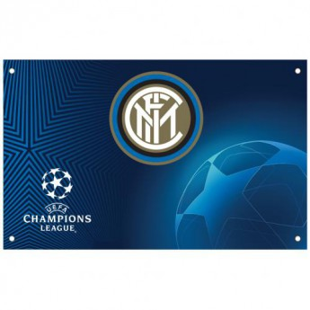 Inter Milan vlajka Champions League Flag