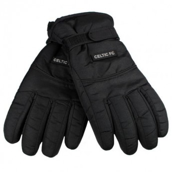 FC Celtic zimní rukavice Adult Ski Gloves