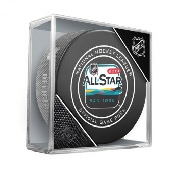 NHL produkty puk 2019 All-Star Game Official Game Puck