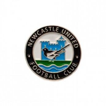 Newcastle United odznak Badge Retro