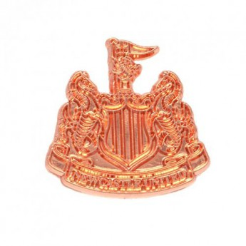 Newcastle United odznak Copper Plated Badge