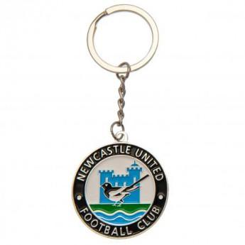 Newcastle United klíčenka Keyring Retro