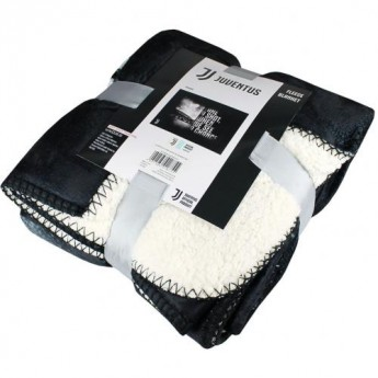 Juventus Turín fleecová deka Sherpa Fleece Blanket
