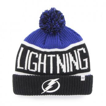 Tampa Bay Lightning zimní kulich 47 Calgary Cuff Knit