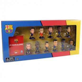 FC Barcelona set figurek SoccerStarz Team Pack