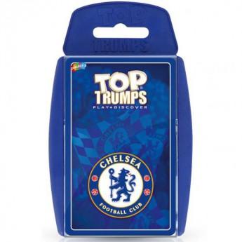 FC Chelsea hrací karty Top Trumps