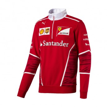 Puma Ferrari pánská mikina F1 Team 2017