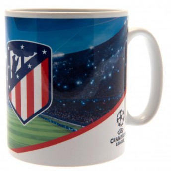 Atletico Madrid hrníček Champions League Mug