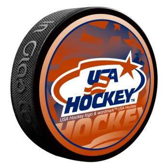 NHL produkty puk USA Hockey Shadow