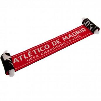 Atletico Madrid zimní šála Champions League Scarf