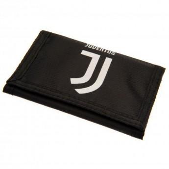 Juventus Turín peněženka z nylonu Nylon Wallet