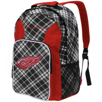 Detroit Red Wings batoh na záda Plaid Southpaw