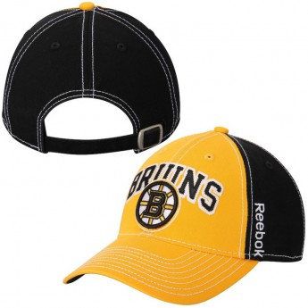 Boston Bruins čepice baseballová kšiltovka Face Off Two-Tone Slouch Adjustable