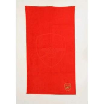 Arsenal Ručník osuška red