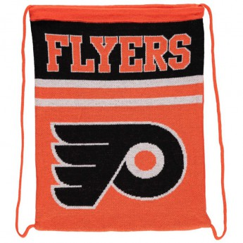 Philadelphia Flyers pytlík gym bag Knit Drawstring Backpack