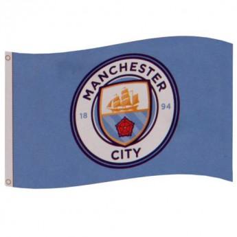 Manchester City vlajka Flag CC