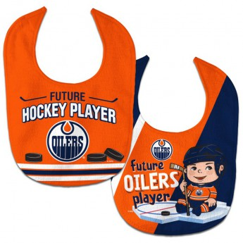 Edmonton Oilers dětský bryndák WinCraft Future Hockey Player 2 Pack