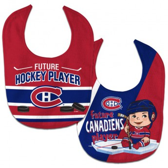 Montreal Canadiens dětský bryndák WinCraft Future Hockey Player 2 Pack