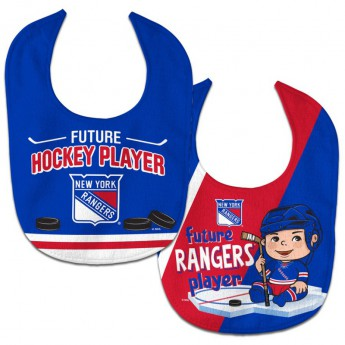 New York Rangers dětský bryndák WinCraft Future Hockey Player 2 Pack