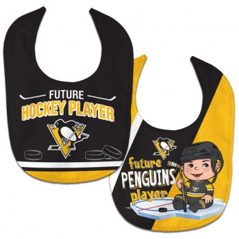 Pittsburgh Penguins dětský bryndák WinCraft Future Hockey Player 2 Pack