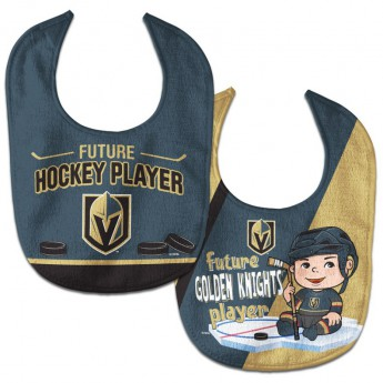 Vegas Golden Knights dětský bryndák WinCraft Future Hockey Player 2 Pack