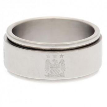 Manchester City prsten Spinner Ring Small EC