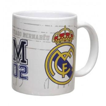 Real Madrid Hrnek keramický