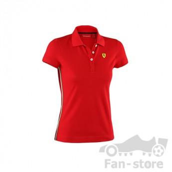 Scuderia Ferrari dámské polo tričko rosso