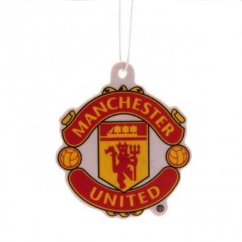 Manchester United osvěžovač vzduchu logo redblack