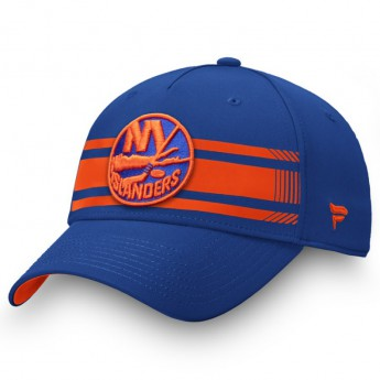 New York Islanders čepice baseballová kšiltovka Iconic Stripe Speed Flex