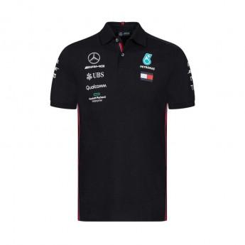 Mercedes AMG Petronas pánské polo tričko black F1 Team 2019