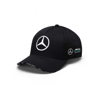 Mercedes AMG Petronas čepice baseballová kšiltovka black Bottas F1 Team 2019