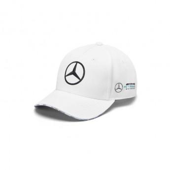 Mercedes AMG Petronas čepice baseballová kšiltovka white Bottas F1 Team 2019